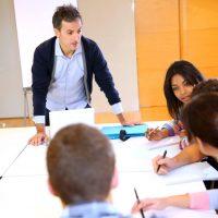 profesor-alumnos-ensenanza-aprendizaje